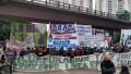 Caos en Puente Pueyrredón: cortes y demora en los accesos