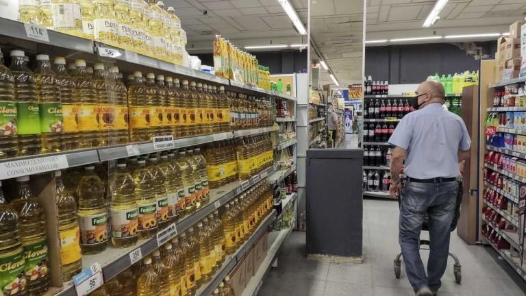 En abril, la inflación alcanzó el 4,1% y los alimentos sedispararon 4,7%, según estudio privado