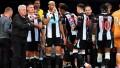 """Con el """"Cuti"""" Romero como titular, Tottenham se impuso por 3 a 2 en su visita a Newcastle"""
