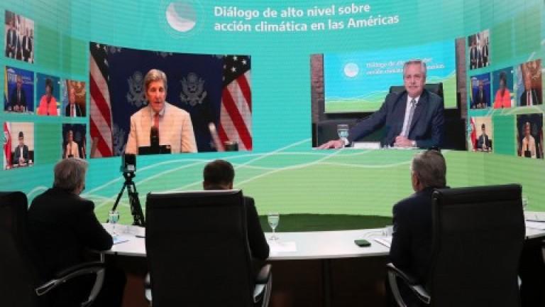 En medio de la crisis, Alberto Fernández participará del Foro sobre Energía y Clima