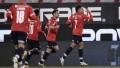 Independiente venció a Patronato 2 a 0 y quiere pelear arriba