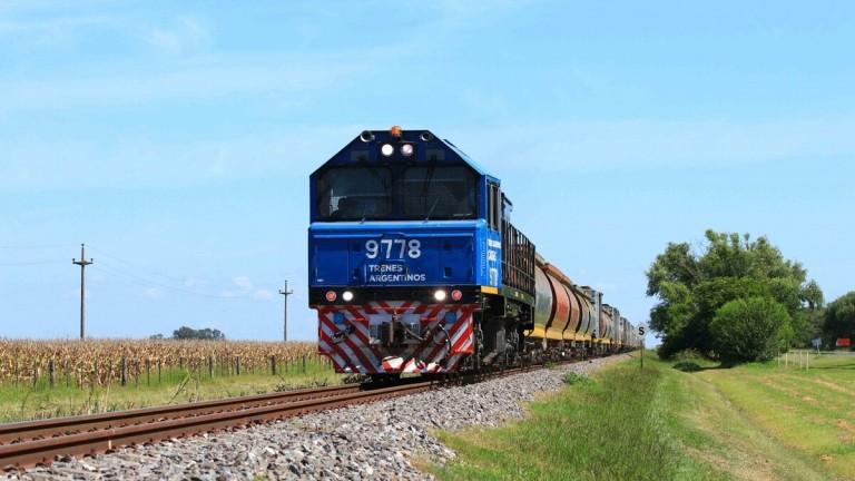El transporte de carga por tren creció 27% en el primer cuatrimestre