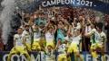 Defensa y Justicia se impuso por penales sobre Palmeiras en Brasil y se quedó con el título de la Recopa Sudamericana