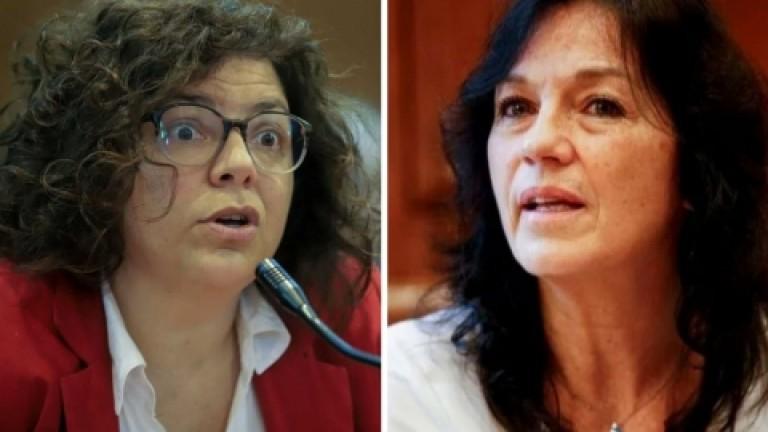 Vilma Ibarra y Vizzotti concurren al Senado para defender el proyecto sobre restricciones