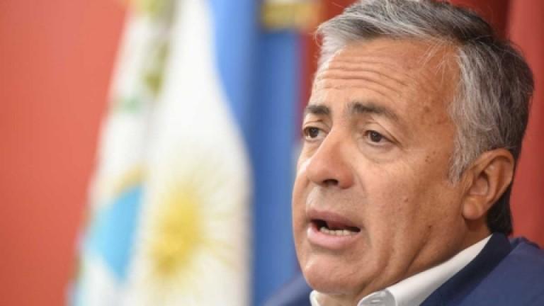 Cornejo le pidió al Gobierno que informe sobre el cronograma de vacunación antigripal 2021