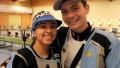 Alexis Eberhardt y Fernanda Russo finalizaron en el puesto 27° y quedaron lejos de la final de tiro en equipos mixtos