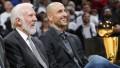 Popovich reveló los detalles de la nueva función de Ginóbili en San Antonio Spurs