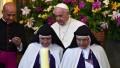 El Papa se despidió de Bagdad y dedicó un mensaje a las mujeres