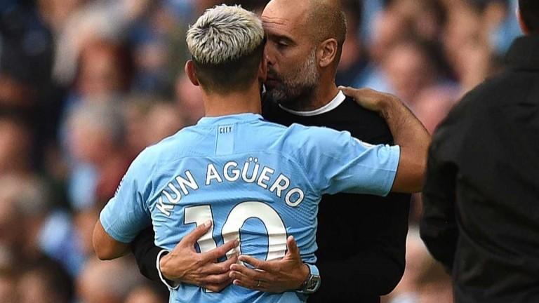 El Manchester City de Guardiola y Agüero se consagró campeón de la Premier League