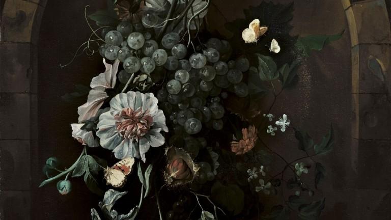 El ojo del arte: los maravillosos bodegones florales de Rachel Ruysch