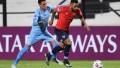 Independiente empató sobre la hora con City Torque 1 a 1