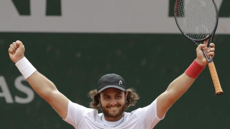 Trungelliti será el octavo argentino en el cuadro principal de Wimbledon