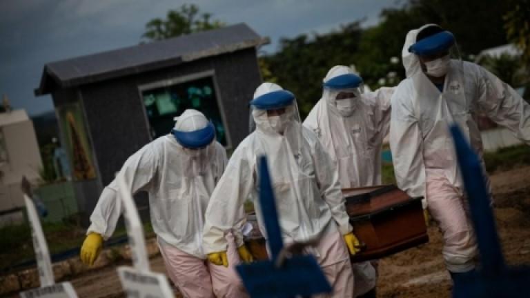 Ya se infectaron de coronavirus más de 116 millones de personas en el mundo
