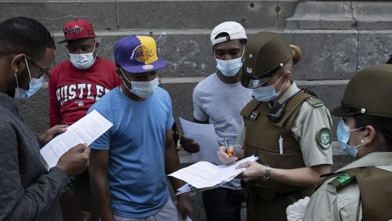 Chile: una nueva ley facilita la expulsión de indocumentados