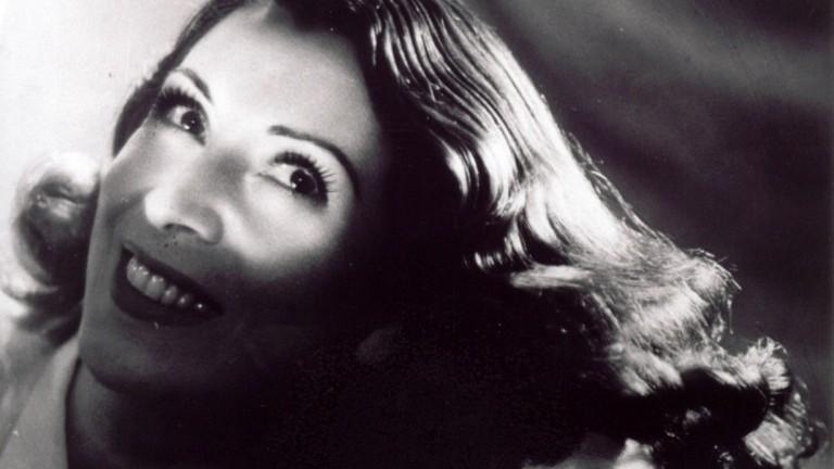 Nelly Omar, la musa que inspiró algunos de los mejores tangos de Homero Manzi