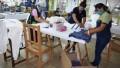 El Gobierno otorgó ayuda económica de $11.000 a trabajadores de emprendimientos autogestionados