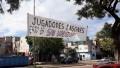 Mal clima en San Lorenzo: aparecieron pasacalles contra jugadores y dirigentes