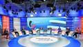 El debate entre los candidatos a suceder a Merkel acentuó la paridad y abrió un abanico de coaliciones