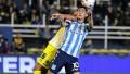 Rosario Central le gana a Racing en el Gigante de Arroyito