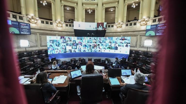 El Senado sesionará el jueves y votará proyectos sobre giros del FMI y la Hidrovía