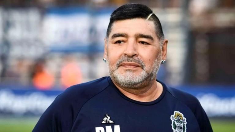 Se reactivó la cuenta de Diego Maradona en Instagram con un emotivo posteo