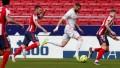 Un golazo agónico de Benzema le dio el empate a Real Madrid en el clásico con el líder Atlético