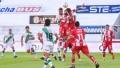 Unión y Banfield no se sacan ventaja y empatan sin goles en Santa Fe