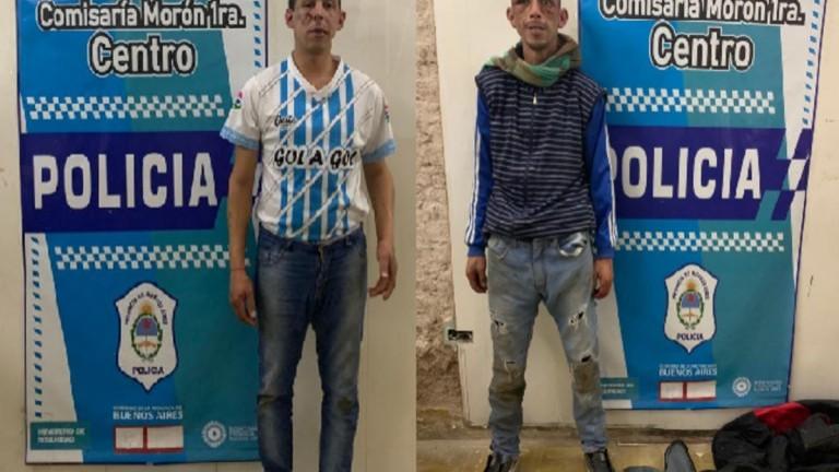 Dos delincuentes detenidos tras tomar como rehenes a chofer y pasajeros arriba de un colectivo