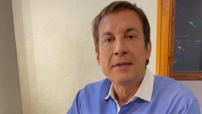 Paulo Vilouta tuvo un problema coronario como secuela del Covid-19