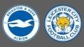 Leicester City derrotó al Brighton 2 a 1 y es el nuevo escolta  del líder Manchester City