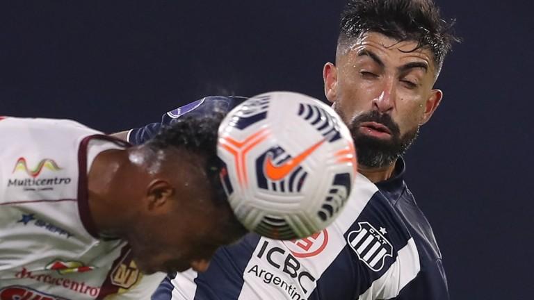 Talleres no pudo con Tolima y empataron sin goles por la Copa Sudamericana