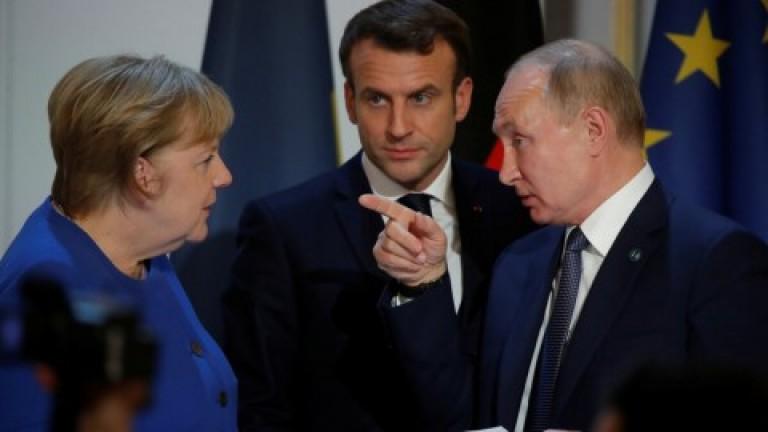 La UE rechazó la propuesta de una cumbre entre Putin y los líderes europeos