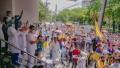En pacífica jornada, el gobierno colombiano prioriza reemplazar a la canciller ante el viento en contra internacional