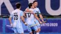 Los Leones, clasificados con sufrimiento: vencieron a Nueva Zelanda y están en cuartos de final