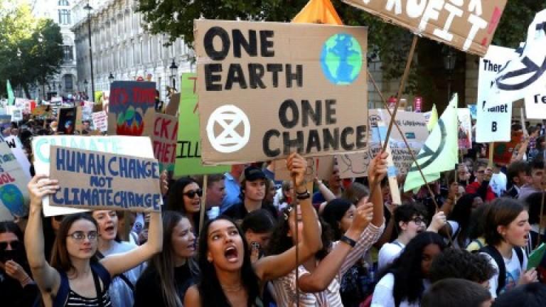 El cambio climático angustia en mayor medida a jóvenes de entre 16 y 25 años de ambos hemisferios