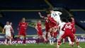 Sobre el final, el Leeds de Bielsa le sacó un empate al Liverpool