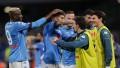 Napoli goleó 5 a 1 al Udinese y se afianza en puestos de Champions
