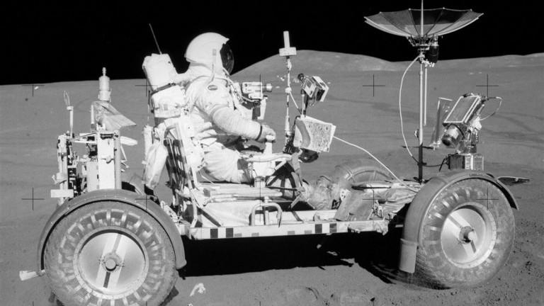 A 50 años de Apolo 15, la cuarta misión del hombre a la Luna