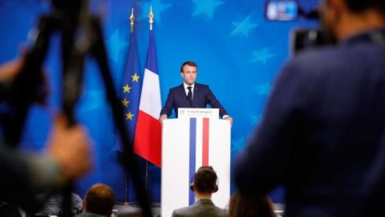 Macron informó que Francia mató a un jefe del Estado Islámico en África