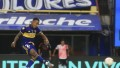 El perdón del colombiano Villa para poder volver a jugar en Boca