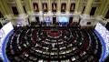 Ministros se hisoparon en Casa Rosada para asistir a la Asamblea Legislativa