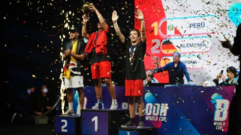 Perú es el campeón del mundial de globos organizado por Ibai y Piqué