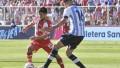 Racing rescató un empate en su visita a Unión 1 a 1