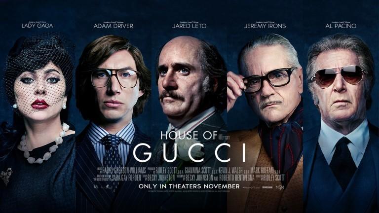 House of Gucci, el filme que reúne a Lady Gaga, Adam Driver, Jared Leto, Jeremy Irons y Pacino