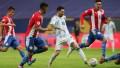 El mensaje de Messi tras vencer a Paraguay y batir un nuevo récord